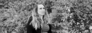 Cindy Jegge schwarz / weiss
