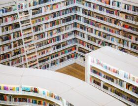 Eine Universitätsbibliothek